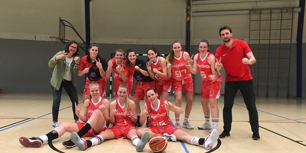 1. Heimspiel gegen Rhein Main Baskets