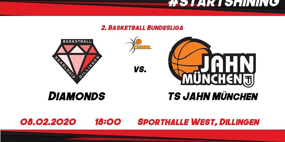 Diamonds vs. TS Jahn München