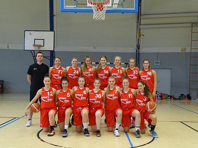 Diamonds Oberliga 17-18