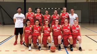 Diamonds Oberliga 2018-19