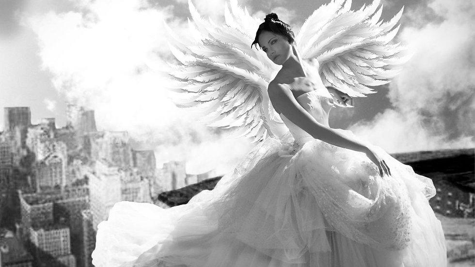 L'Amour donne des ailes by Calypso de Sigaldi