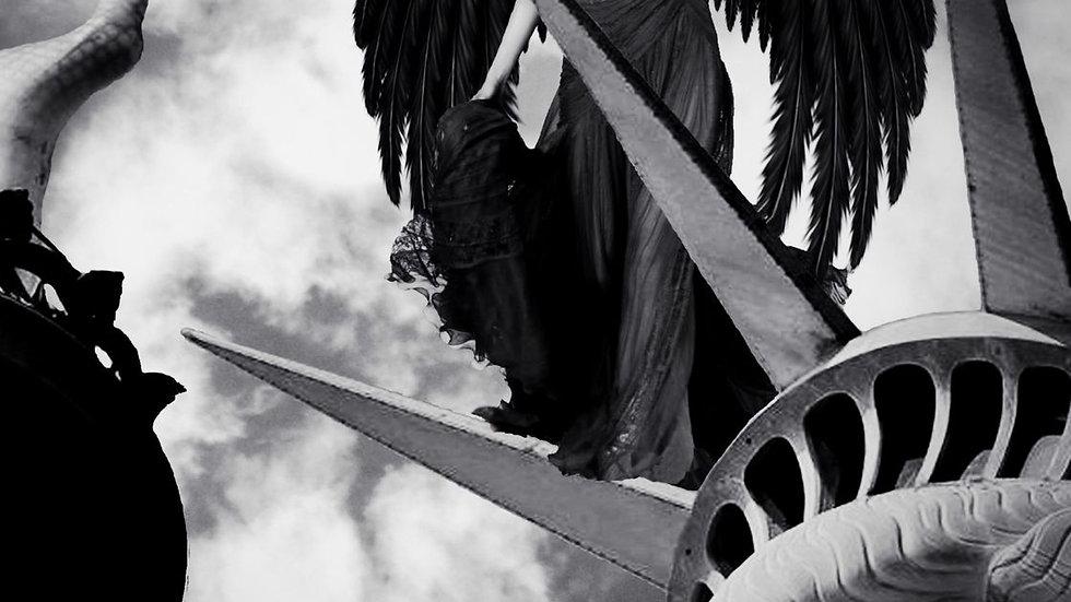 La liberté est un Ange by Calypso de Sigaldi