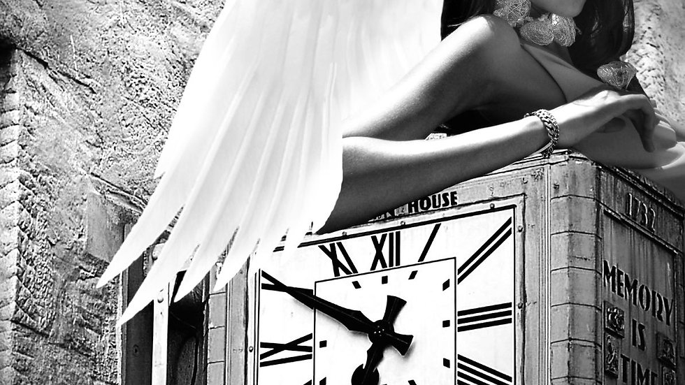 Le Temps des Souvenirs by Calypso de Sigaldi