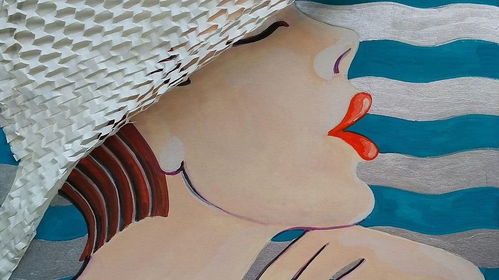 Bain de Soleil by Elizabeth Wessel