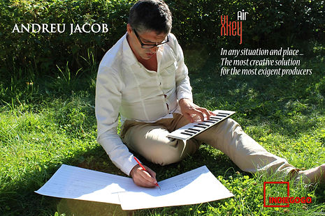 Andreu Jacob , KUNST art music producer composer artist