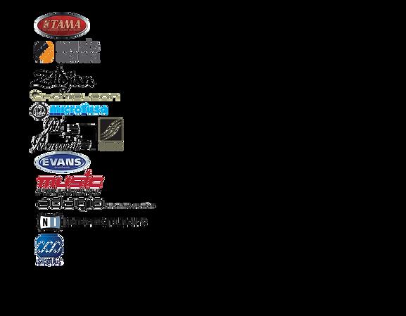 Andreu Jacob International official sponsors