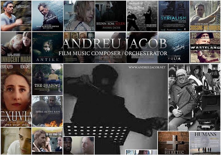 Film music composer - Andreu Jacob