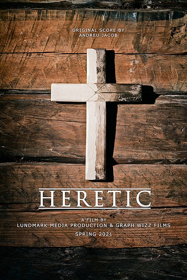 HERETIC © Sweden 2019/2021 (Teaser)