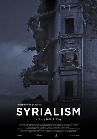 SYRIALISM © (Norway 2020) A film by Dalia AL Kury  Original Motion Picture Soundtrack ANDREU JACOB