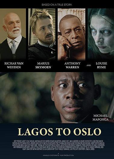 Lagos to Oslo