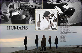Humans Original motion picture soundtrack Andreu Jacob