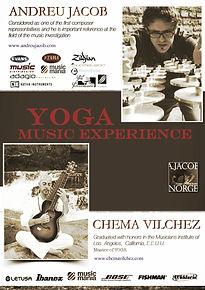 YOGA music experience