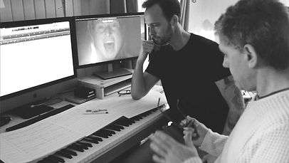 ANTIKK Morten Haslerud / Andreu Jacob,  soundtrack post-production (2020) Norway