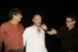 Andreu Jacob, Chema Vilchez, Michael Grossman