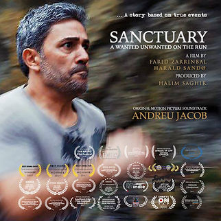 SANCTUARY, Original motion picture soundtrack by ANDREU JACOB