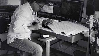 Andreu Jacob - Composer & orchestrator / Producer /artist performer
