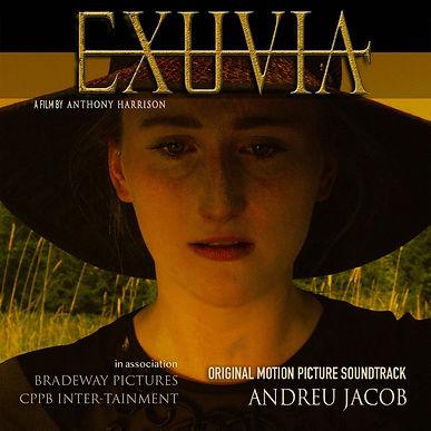 EXUVIA (Original Motion Picture Soundtrack by ANDREU JACOB) Canada © 2021