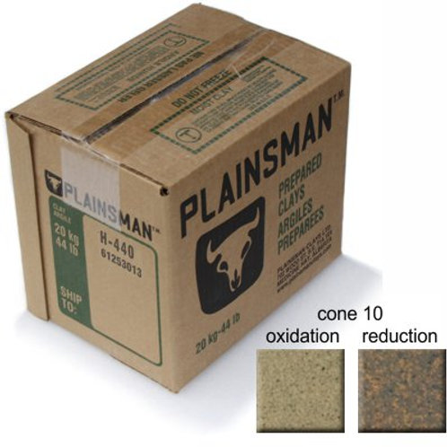 Plainsman Brown Clay - H440
