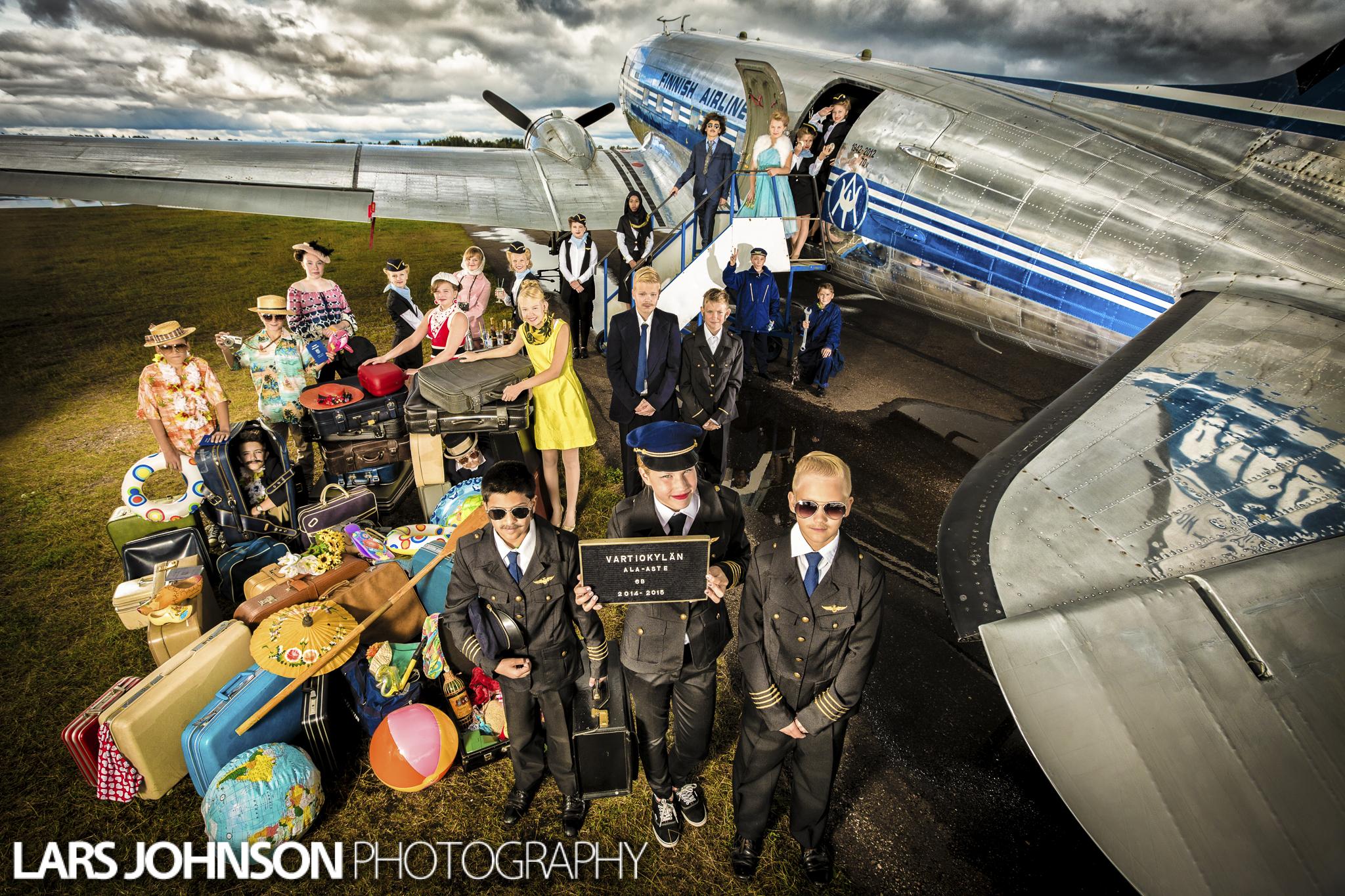 Unelmien Koulukuva TV-sarja, YLE TV2