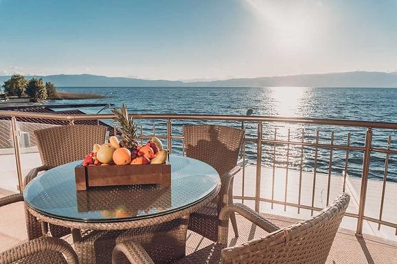 Hotel Aqualina-Ohrid