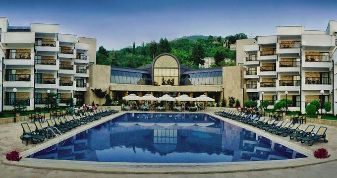 Hotel Sileks- Ohrid
