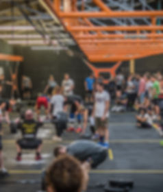 CrossFit Plymouth hold the Primal Games