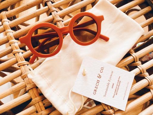 Las gafas de sol infantiles más sostenibles del verano