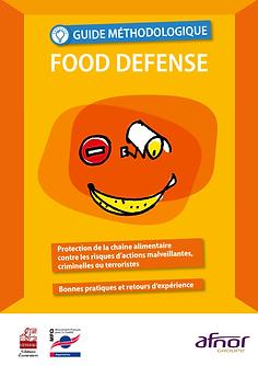 Guide Méthodologique Food Defense - AFNO