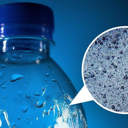 Microplastics In My Water?! Oh No!