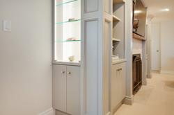 Project Holyoke Craftsman Basement Cabinet Detail
