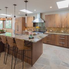 Project Holyoke Kitchen - View 1