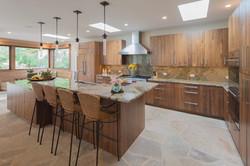 Project Holyoke Modern Kitchen - View 1