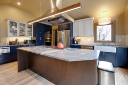 Project Prospect Rd Contemporary - Kitchen View 2