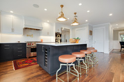 Project Holyoke Craftsman - Kitchen View 2