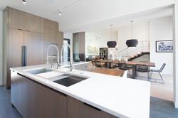 Project Utica Modern - Kitchen View 1