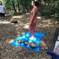méditation guidée avec bols sonores tibétains