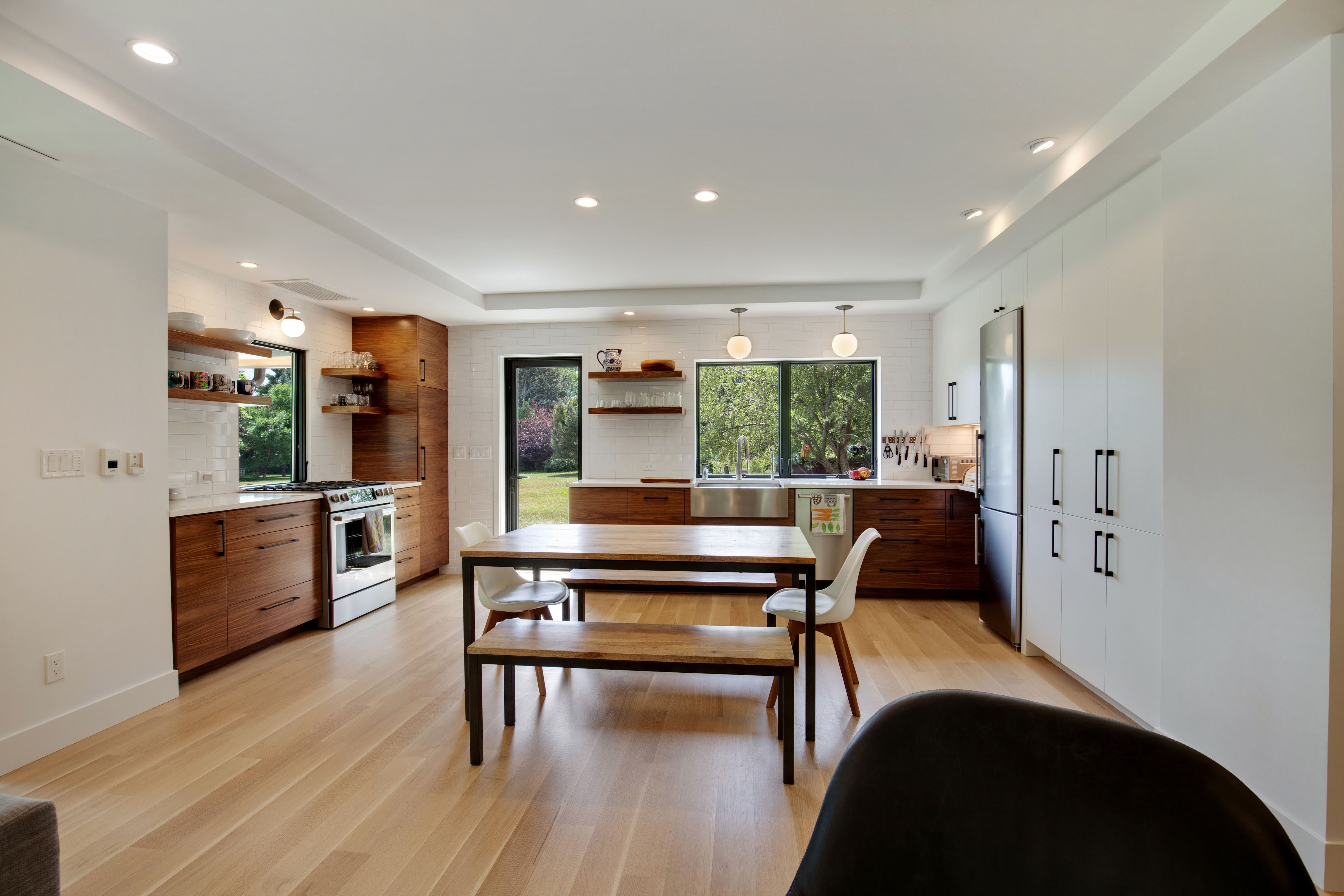 Project Hermosa Modern - Dining Room View 1
