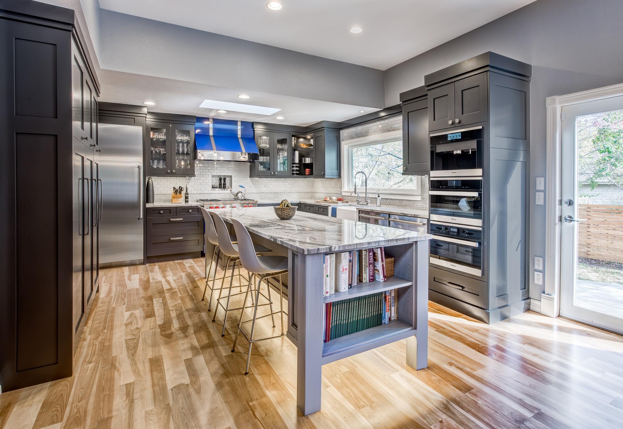 Project Vinca Ct. Craftsman - Kitchen View 1