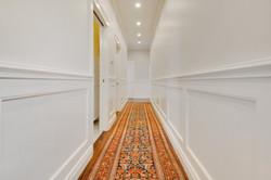 Project Holyoke Craftsman Second Floor Hall