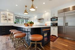 Project Holyoke Craftsman - Kitchen View 4