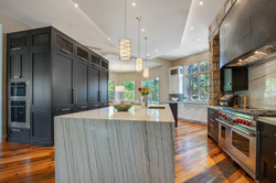 Project Meadow Place Contemporary - Kitchen View 3