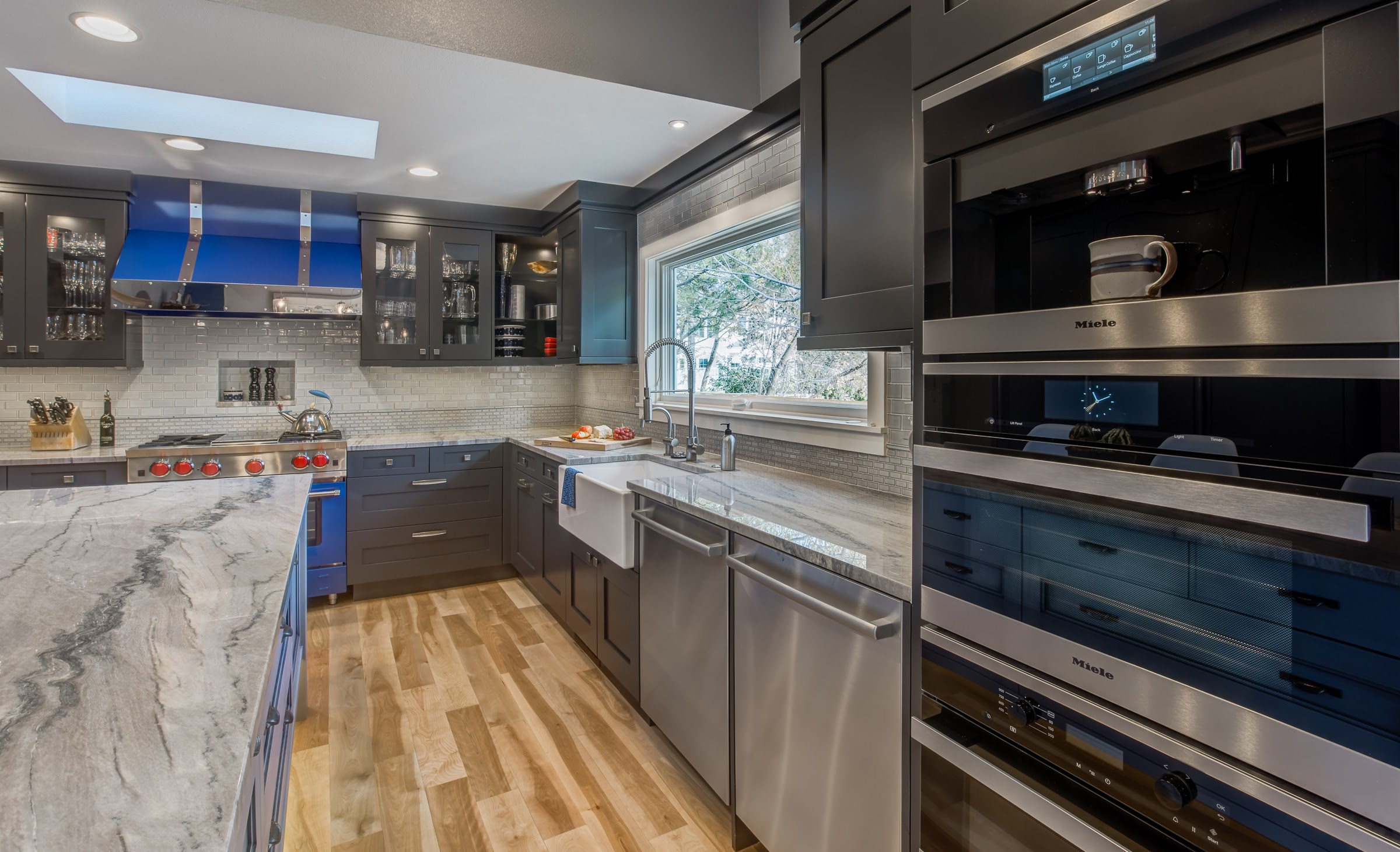 Project Vinca Ct. Craftsman - Kitchen View 5