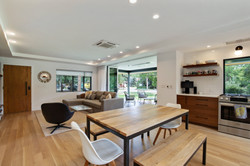 Project Hermosa Modern - Dining Room View 4