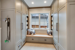 Project Holyoke Craftsman Mudroom - View 1