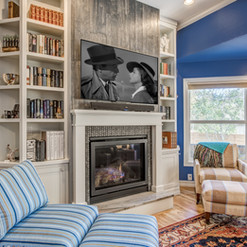 Project Vinca Living Room - View 1