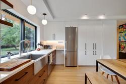 Project Hermosa Modern - Kitchen View 6