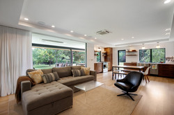 Project Hermosa Modern - Living Room View 3