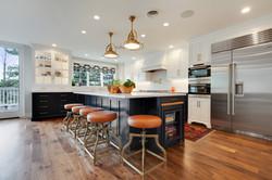 Project Holyoke Craftsman - Kitchen View 1