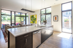 Project Indian Peaks Contemporary - Kitchen View 2