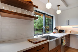 Project Hermosa Modern - Kitchen View 3